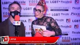 Intervista a Lena alla Presentazione del Calendario 2021 delle Pornostar
