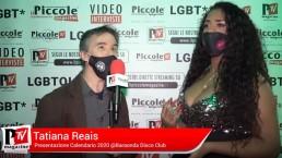 Intervista a Tatiana Reais alla Presentazione del Calendario 2021 delle Pornostar
