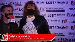 Intervista a Debby la Valkiria alla Presentazione del Calendario 2021 delle Pornostar