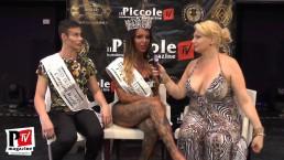 Intervista a Sara Finizio, vincitrice Miss Trans Europa 2018