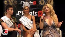 Intervista Sarah Avolio, Miss Critica Miss Trans Europa 2018