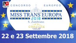 Intervista a Stefania Zambrano organizzatrice del Miss Trans Europa 2018