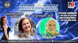 Miss Trans Europa 2021: ospiti d'eccezione Ileana Capurro e Paolo Valerio