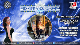 Miss Trans Europa 2021: opinionista Jackie!