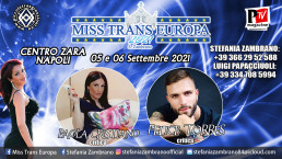 Miss Trans Europa 2021: critici Paola Cristiano e Felice Torres