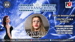 Miss Trans Europa 2021: la diva di tikTok Sara Polez
