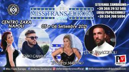 Miss Trans Europa 2021: ecco lo staff!