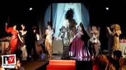 La prima sfilata al concorso Master queen 2018 drag per una notte selezione nord est