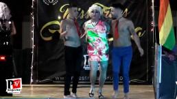 Esibizione Melissa Ladolce al Miss Trans Abruzzo 2018