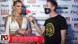 Intervista a Milena Ravache, ospite al Mister Borderline 2021