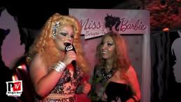 Intervista a Claudia Barcellos ospite al Miss Barbie Europa Tx 2018