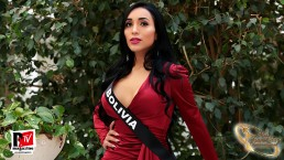 Intervista a Leisy Querevalu, Miss Bolivia al Miss Trans Star International 2019