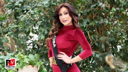 Intervista a Yuni Carey, Miss Cuba al Miss Trans Star International 2019