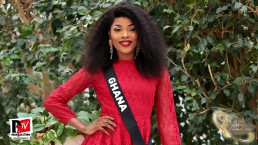 Intervista a Veso Golden, Miss Ghana al Miss Trans Star International 2019