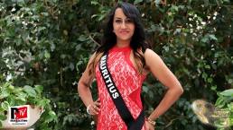 Intervista a Karla Michelle, Miss Mauritius al Miss Trans Star International 2019