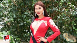 Intervista a Gue Gue May, Miss Myanmar al Miss Trans Star International 2019