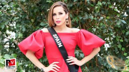Intervista a Michelle Relayze, Miss Spagna al Miss Trans Star International 2019