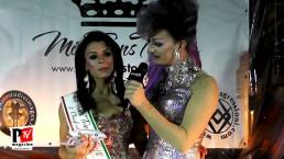 Patrizia Freire terza classificata al Miss Trans Toscana 2018