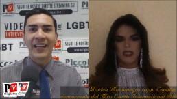Entrevista con Monica Montenegro, representante de España en el Miss Earth International 2019