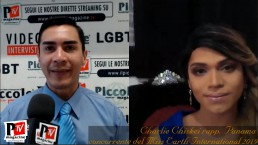 Entrevista con Charlie Chiskey, representante de Panama en el Miss Earth International 2019