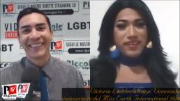Entrevista con Victoria Landeerr, representante de Venezuela en el Miss Earth International 2019