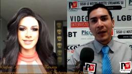Entrevista con Dafne Ferreira, representante de Mexico en el Miss Earth International 2019