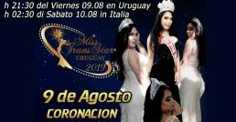 Miss Trans Star Uruguay 2019