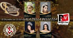 Miss Trans Star International 2019: Gala della Bellezza
