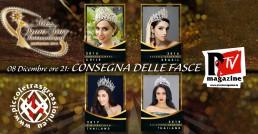 Miss Trans Star International 2019: Consegna Delle Fasce