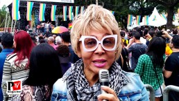 La nostra Inviata Safira Bengell alla Semana Rainbow 2018