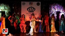 Sfilata abito elegante - Miss Trans Toscana 2018