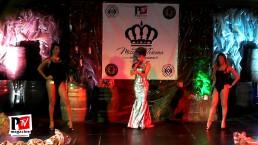 la sfilata in costume del Miss Trans Toscana
