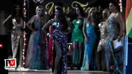 Miss Trans Abruzzo sfilata in abito da sera