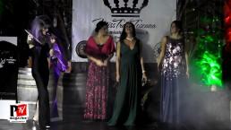 La sfilata degli abiti dello sponsor La Pantera Nera al Miss Trans Toscana 2018