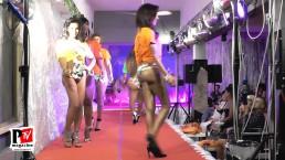 Sfilata Presentazione Concorrenti Miss Trans Estate 2018