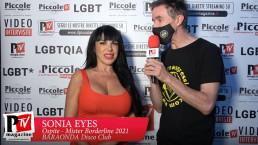 Intervista a Sonia Eyes, ospite al Mister Borderline 2021