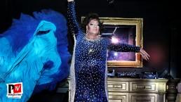 Spettacolo di Bruna Diva Do Fume al compleanno di Greice Cantarelli 2020