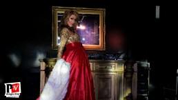 Spettacolo di Deborah Princess al compleanno di Greice Cantarelli 2020