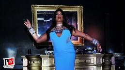 Spettacolo Naomi Angel al compleanno di Greice Cantarelli 2020
