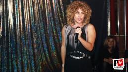 Spettacolo di Alessandra Almeida al compleanno di Sandra Show 2020