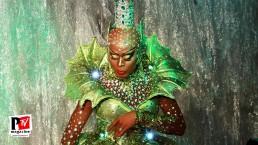 Spettacolo Naomi Beker al Miss Trans Estate 2018