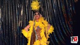 Spettacolo di Veronika Linares al compleanno di Sandra Show 2020