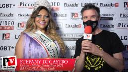 Intervista a Stefany Di Castro, ospite al Mister Borderline 2021